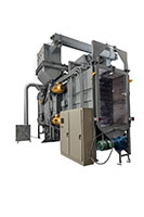 GIBSON Monorail Automated Blast Cleaning System 36X78-2