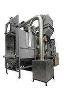 GIBSON Monorail Automated Blast Cleaning System 36X78-4